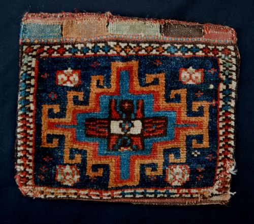 antique bag shahsevan tribes azerbaijan