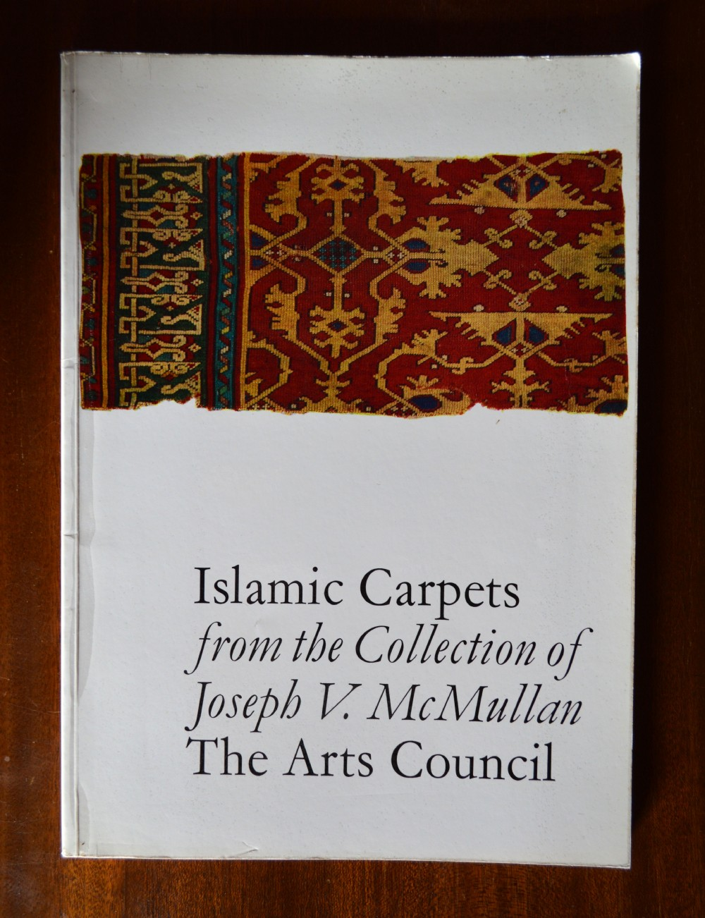 'islamic carpets from the collection of joseph v mcmullen'