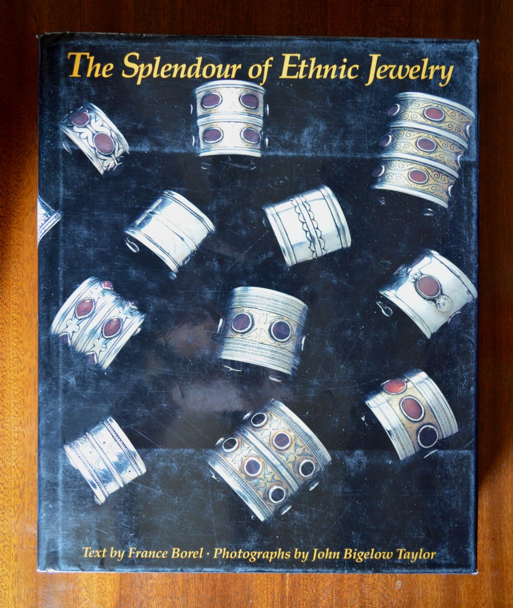 'the splendour of ethnic jewelry' by france borel