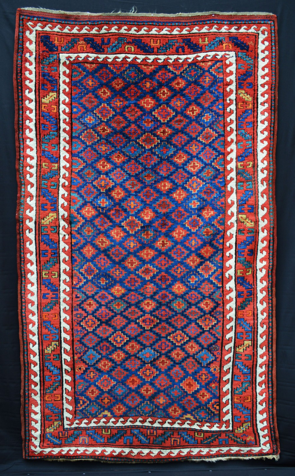 antique kurdish rug sauj bolaq kurdistan