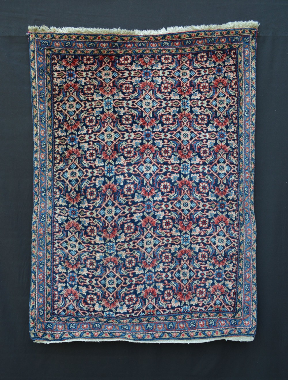 antique bijar rug bijar northwest persia
