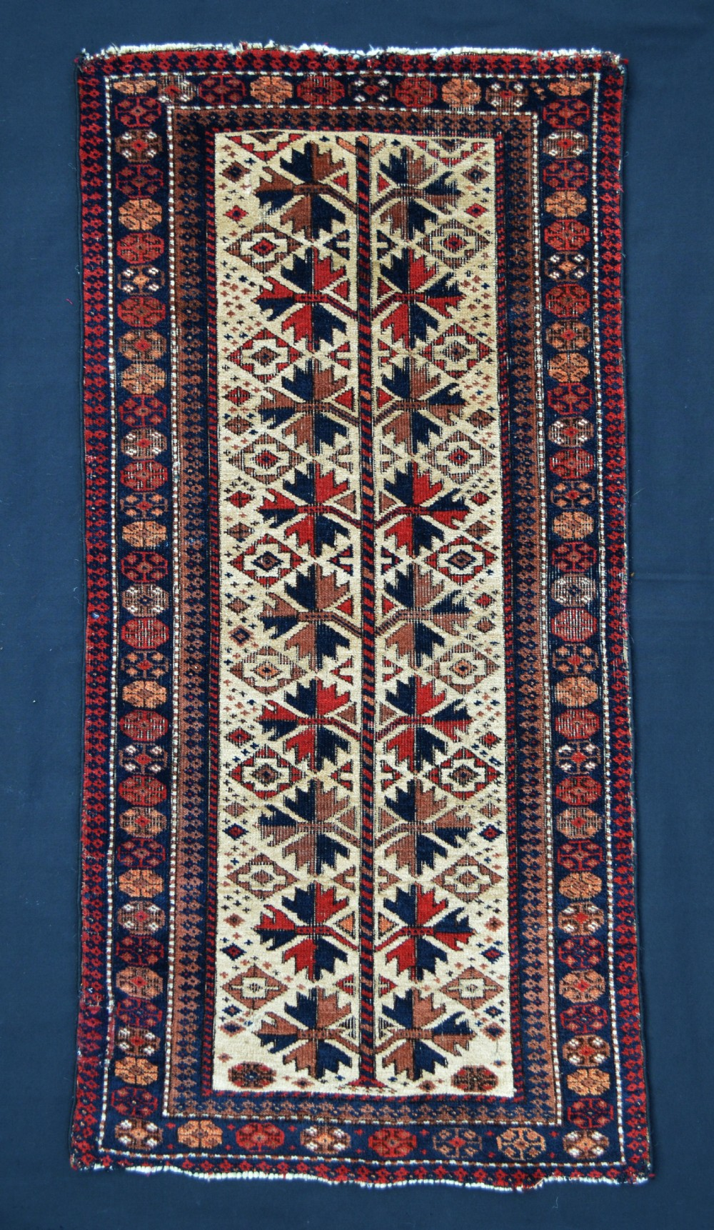 antique balisht pillow bagface timuri yaqoubkhani tribe borderlands of east persiawest afghanistan
